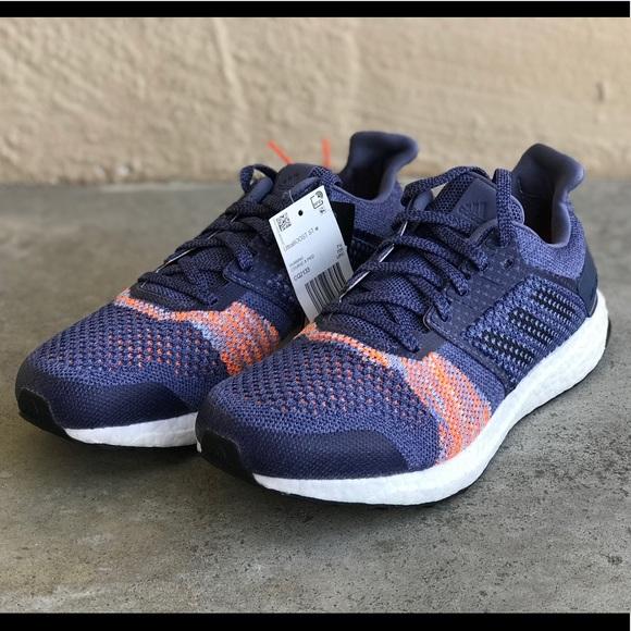 b396134621b68 Women s Adidas Ultra Boost ST blue coral